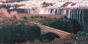 5 Nights Rovos Rail and Victoria Falls Hotel